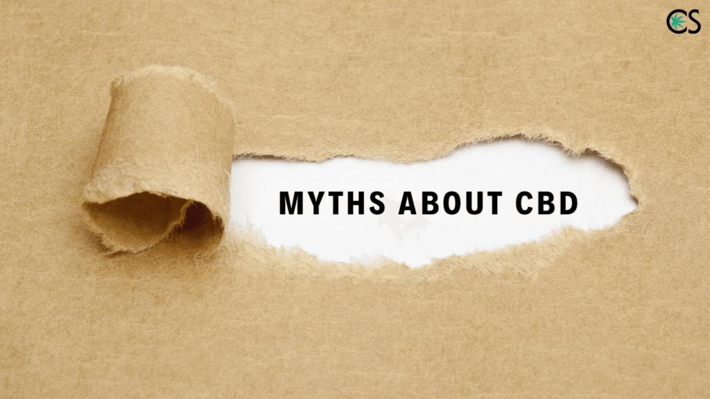 Myths about CBD