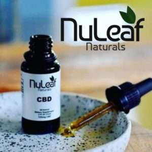 Buy CBD oil at NuLeaf Naturlals