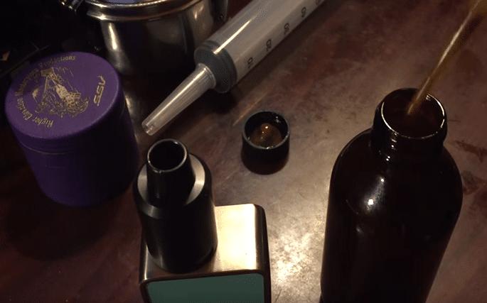 DIY Vape Juice