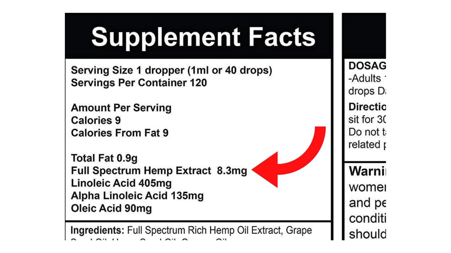 hemp-extract-milligrams