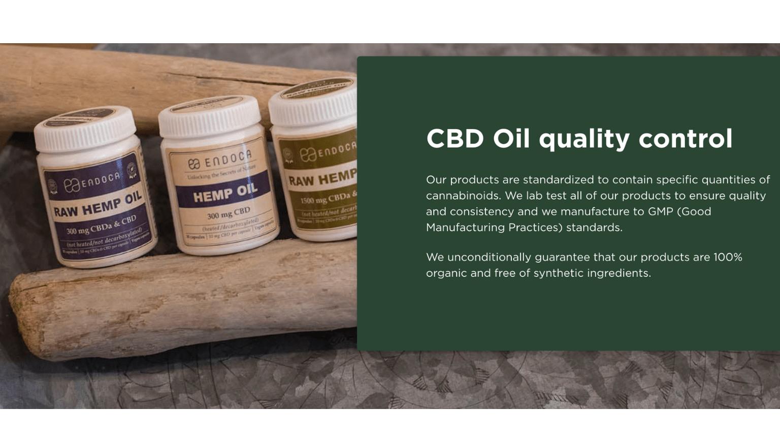endoca-cbd-quality-control
