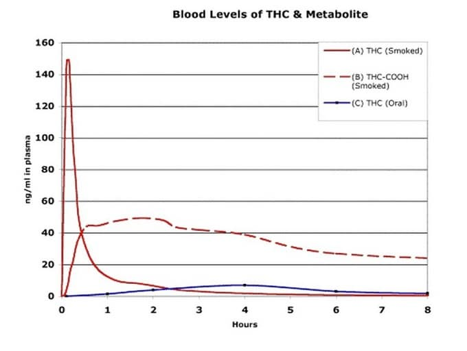 THC Levels of edibles