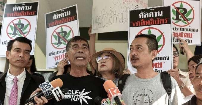 Thailand medical cannabis use