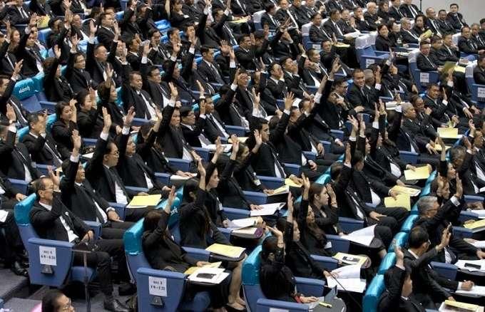 Thailand votes