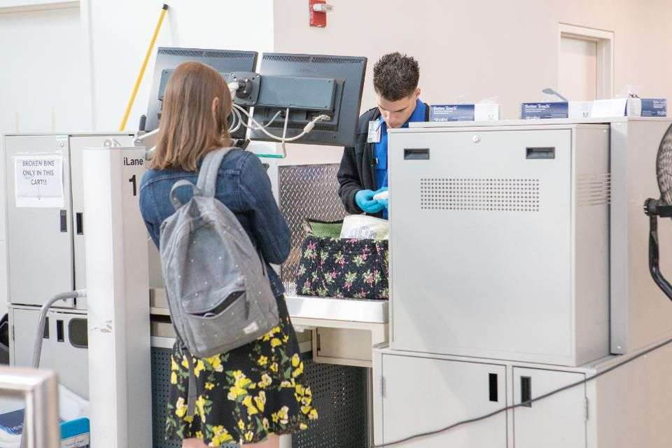 Airport Security and CBD