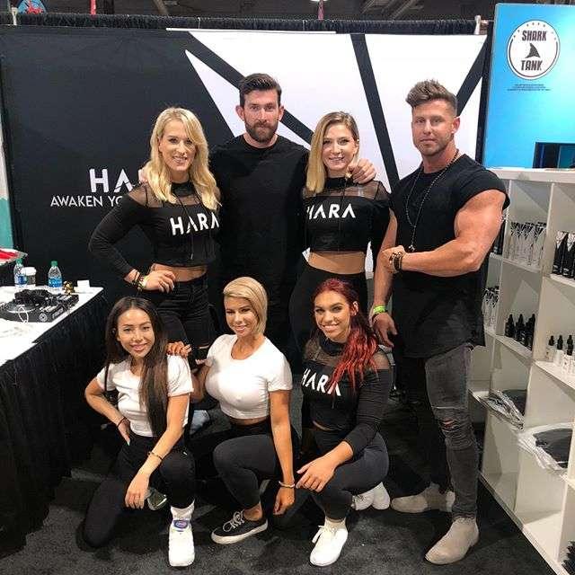 Hara CBD Team Members
