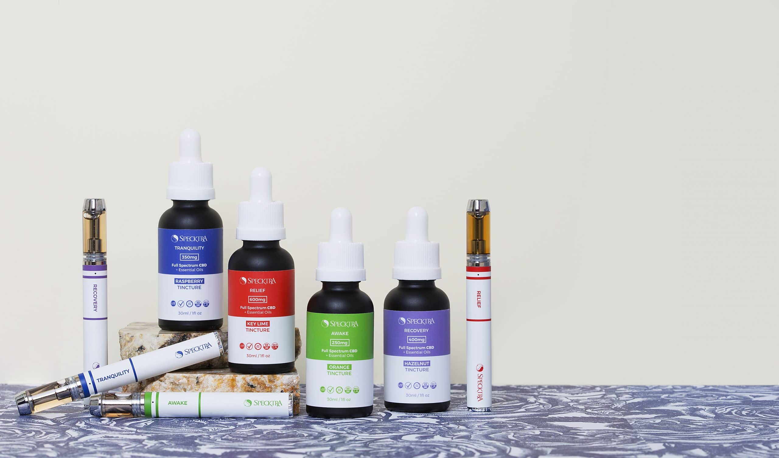 Specktra Products Showcase