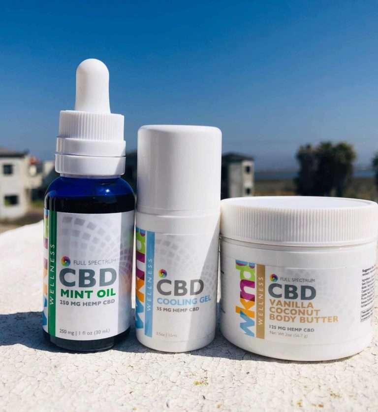 WKND Wellness Products