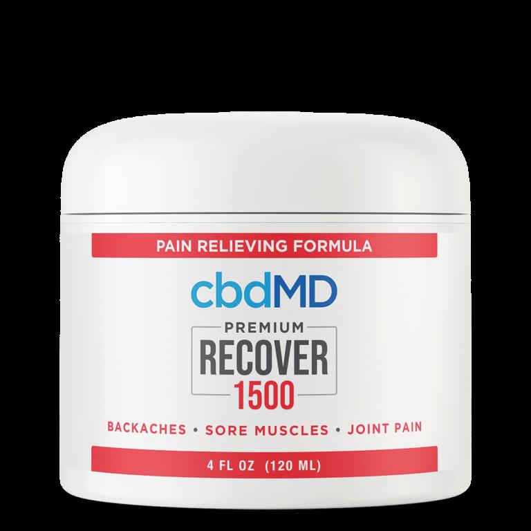 cbdMD Recover CBD Topical