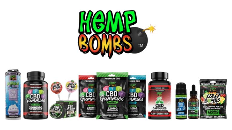 hemp bombs header