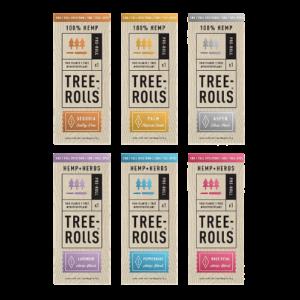 tree-rolls pre-roll flight