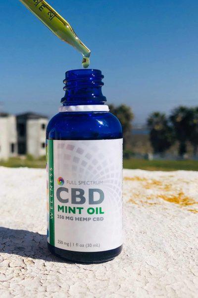 WKND! Oil Tincture